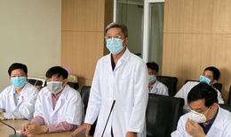Thứ trưởng Bộ Y tế: Tập trung thiết bị tốt nhất, nhân lực giỏi nhất để điều trị các ca bệnh COVID-19 nặng