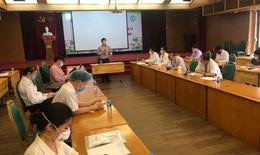 Lập Tổ Công tác phòng chống dịch COVID-19 của Ban Chỉ đạo Quốc gia tại Bệnh viện Bạch Mai