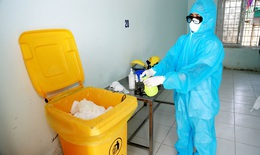 Bộ Y tế: Phân loại, xử lý chất thải hàng ngày để phòng dịch COVID-19