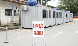 Dịch COVID-19: Bệnh viện K bố trí thêm 4 phòng cách ly, tất cả người ra/vào phải khai báo y tế hàng ngày