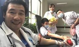 Thứ trưởng Bộ Y tế kêu gọi tuổi trẻ ngành y tích cực tham gia hiến máu