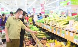 6 đoàn kiểm tra an toàn thực phẩm liên ngành trung ương tại 12 địa phương