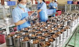 7 yêu cầu về an toàn thực phẩm trong phòng chống dịch COVID– 19 tại bếp ăn cơ sở giáo dục