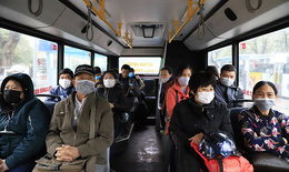 Xe bus hoạt động trở lại, phòng dịch COVID-19 như thế nào?