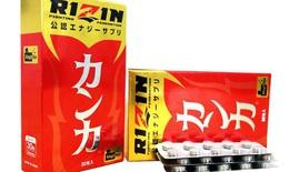 Người tiêu dùng cần biết: Thực phẩm bảo vệ sức khỏe Rizin quảng cáo như thuốc chữa bệnh