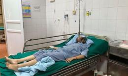 Hy hữu: Áo chống nắng cuốn vào xe, nữ sinh Hà Nội chấn thương nặng vùng mặt