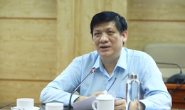 """Quyền Bộ trưởng Nguyễn Thanh Long: Bộ Y tế tập trung toàn lực hỗ trợ, """"chia lửa"""" với Đà Nẵng chống dịch COVID-19"""