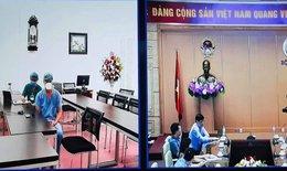 Hỗ trợ Bệnh viện C Đà Nẵng 3 tỷ đồng phục vụ phòng chống dịch COVID-19