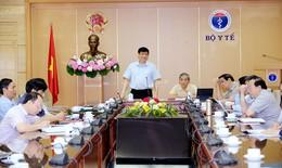 Quyền Bộ trưởng Nguyễn Thanh Long:Các địa phương phải tăng tốc, quyết liệt, nhanh chóng mở rộng xét nghiệm SARS-CoV-2