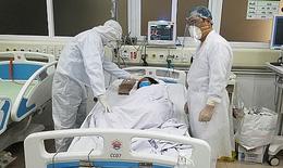 Đang có 13 bệnh nhân COVID-19 diễn biến nặng, nguy kịch