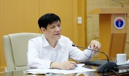Quyền Bộ trưởng Nguyễn Thanh Long: Các địa phương phải nâng mức độ cảnh giác cao nhất trong phòng chống dịch COVID-19