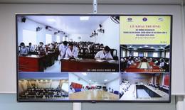 """Dịch COVID-19: Chuyên gia Bệnh viện K hội chẩn """"vượt không gian"""" ca bệnh ung thư buồng trứng ở Điện Biên"""