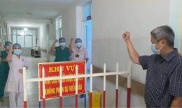 """Ngày thứ 3 Việt Nam không ghi nhận ca mắc ở cộng đồng, Chủ tịch TP Đà Nẵng cảm ơn Bộ Y tế và các đoàn """"chi viện"""" chống dịch COVID-19"""