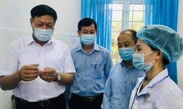 Thứ trưởng Đỗ Xuân Tuyên: Kon Tum không lơ là, chủ quan để tránh tái bùng phát ổ dịch bạch hầu
