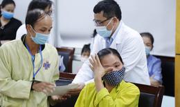 Bệnh viện Phụ sản TW và Bệnh viện K quyên góp hàng trăm triệu đồng ủng hộ đồng bào miền Trung