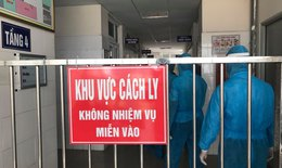 Người đàn ông trở về từ Angola mắc COVID-19, Việt Nam có 1.173 bệnh nhân