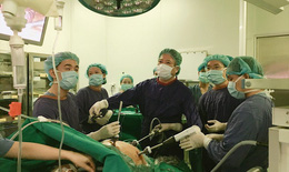 Kỹ thuật mới chuyên ngành ngoại khoa và phẫu thuật nội soi của Việt Nam ngày càng phát triển