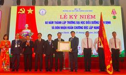 Bộ trưởng Nguyễn Thanh Long: Đại học Điều dưỡng Nam Định tiếp tục đổi mới dạy và học theo hướng hiện đại