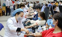 """""""Cuộc chiến"""" âm thầm nhằm đảm bảo công tác tiếp nhận cung cấp máu an toàn trong mùa dịch COVID-19"""