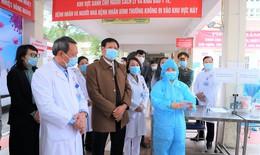 Quảng Ninh tiếp tục ở trong tâm thế chủ động, sẵn sàng ứng phó với dịch COVID-19