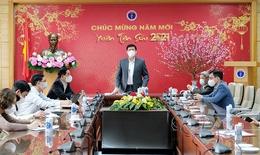 Bộ trưởng Nguyễn Thanh Long: Huy động toàn bộ lực lượng y tế trung ương trên địa bàn hỗ trợ TP Hồ Chí Minh chống dịch