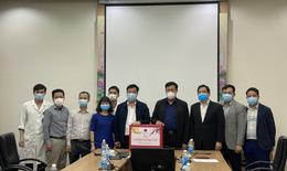 Thứ trưởng Đỗ Xuân Tuyên thăm và chúc Tết tại các cơ sở khám chữa bệnh