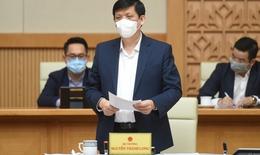 """Bộ trưởng Bộ Y tế: """"Chúng tôi đang cho giải trình tự gene ca bệnh chuyên gia Nhật để xác định chủng virus"""""""
