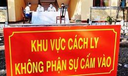 Vĩnh Phúc ghi nhận 5 ca dương tính lần 1 với SARS-CoV-2: Lãnh đạo Bộ Y tế làm việc khẩn với tỉnh