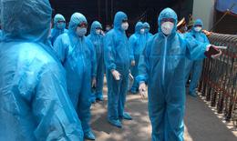 1450 mẫu xét nghiệm liên quan đến bệnh viện đang cách ly ở Vĩnh Phúc âm tính lần 1 với SARS-CoV-2