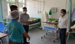Đoàn công tác Bộ Y tế Việt Nam hỗ trợ tỉnh Savannakhet - Lào đối phó với dịch COVID-19