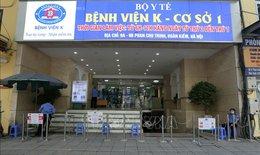 Cần biết: Từ 24/5, Bệnh viện K cơ sở 9A – 9B Phan Chu Trinh và cơ sở Tam Hiệp hoạt động trở lại