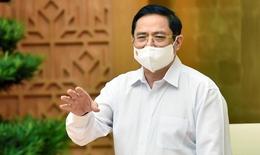 Thủ tướng: Huy động tổng lực hỗ trợ Bắc Ninh, Bắc Giang chống dịch COVID-19, phát triển kinh tế