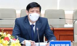 Bộ trưởng Bộ Y tế mong muốn Thuỵ Sĩ, Pháp và Australia hỗ trợ Việt Nam tiếp cận nhiều hơn với vắc xin COVID-19