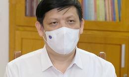 Bộ trưởng Nguyễn Thanh Long:TP Hồ Chí Minh và các tỉnh, thành phía Nam phải chặn dịch xâm nhập khu công nghiệp