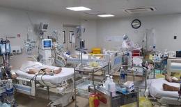 Có 148 bệnh nhân COVID-19 nặng, nguy kịch và 16 trường hợp can thiệp ECMO