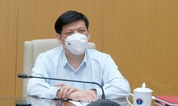 Bộ trưởng Nguyễn Thanh Long: Bộ Y tế huy động khoảng 10.000 cán bộ, nhân viên y tế  tham gia hỗ trợ chống dịch tại TP Hồ Chí Minh