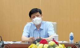 Bộ trưởng Nguyễn Thanh Long: Phát huy hết vai trò của đội ngũ cán bộ y tế được điều động vào TPHCM chống dịch