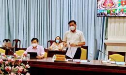 Thứ trưởng Đỗ Xuân Tuyên: Vĩnh Long chọn thí điểm thử nghiệm cách ly F1 tại nhà; nâng cao năng lực điều trị