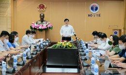 Bộ trưởng Nguyễn Thanh Long: Các địa phương phải chống dịch cao hơn một mức, chuẩn bị cho tình huống xấu có thể xảy ra