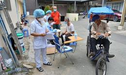 Hơn 6.000 nhân lực y tế chi viện chống dịch COVID-19 có mặt tại TP Hồ Chí Minh