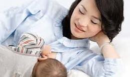 Chế độ ăn cho bà mẹ sau sinh