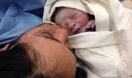 Tâm sự của bà mẹ trước giờ đón con chào đời bằng phương pháp mang thai hộ