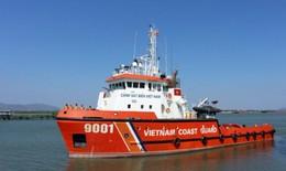 Chìm tàu ở vùng biển Vũng Tàu, 10 ngư dân đang kêu cứu