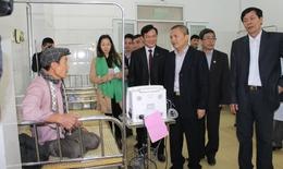 Bệnh viện E hỗ trợ toàn diện BV Tĩnh Gia và BV Ngọc Lặc (Thanh Hóa)