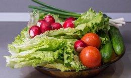 Ăn hoa quả và rau có thể giúp phòng ngừa bệnh gút