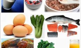 Lời khuyên dinh dưỡng giúp tăng chiều cao