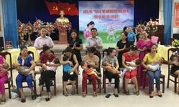 Không cho con bú hoàn toàn bằng sữa mẹ 6 tháng đầu - 24% trẻ Việt suy dinh dưỡng thấp còi