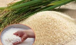 Nhận biết gạo chứa hoá chất bảo quản hóa học