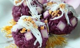 Cách chế biến gạo nếp cẩm thành những món ngon -  bổ