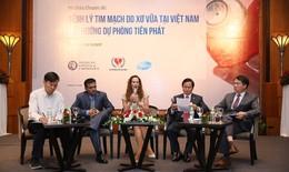 500 bác sĩ Việt tham gia Hội thảo dự phòng bệnh lý tim mạch cùng các chuyên gia Mỹ